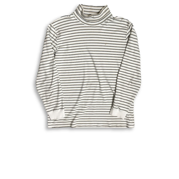 Supreme Glitter Stripe Turtle Neck
