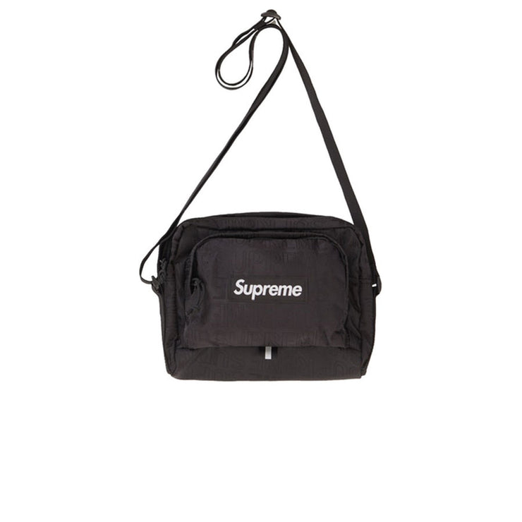 Supreme Shoulder Bag (SS19) Black