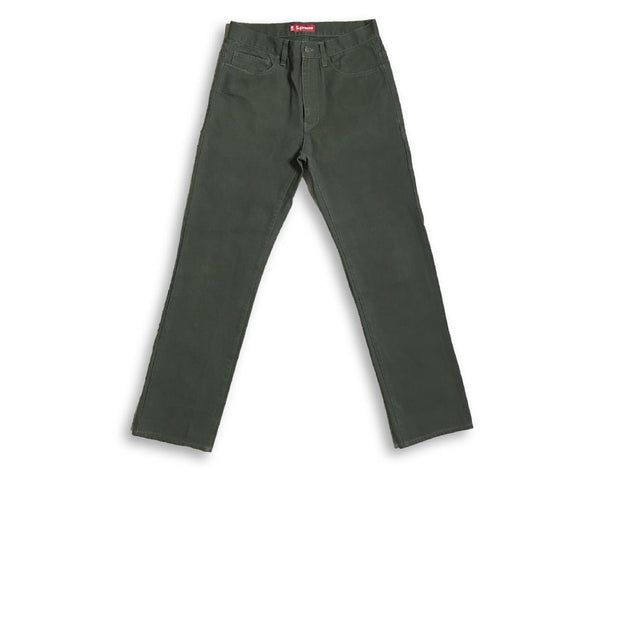 Supreme Work Pants Green