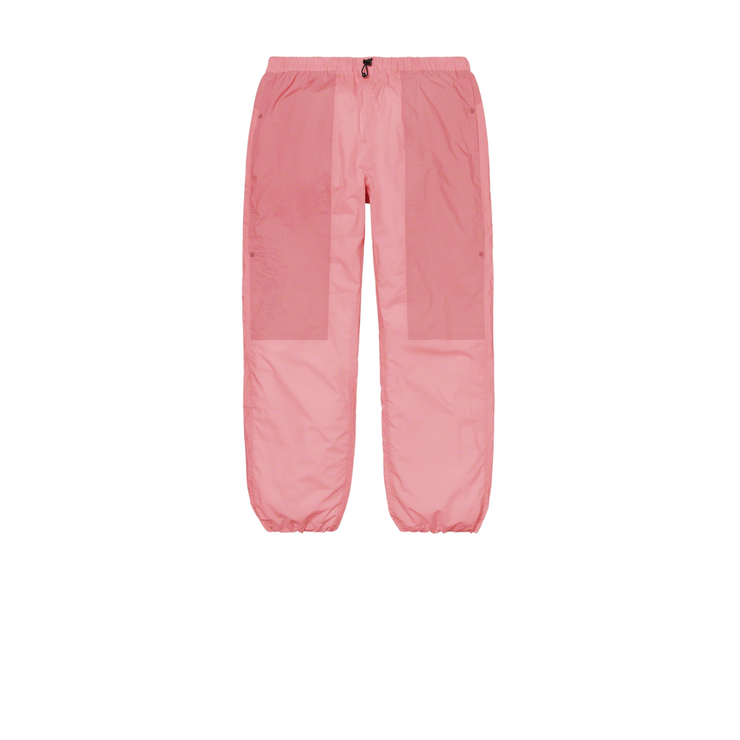 Supreme 2-Tone Cinch Pant Dusty Pink