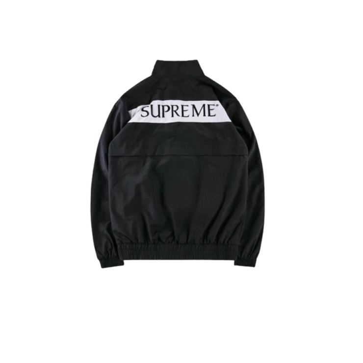 Supreme Arc Track Jacket Black