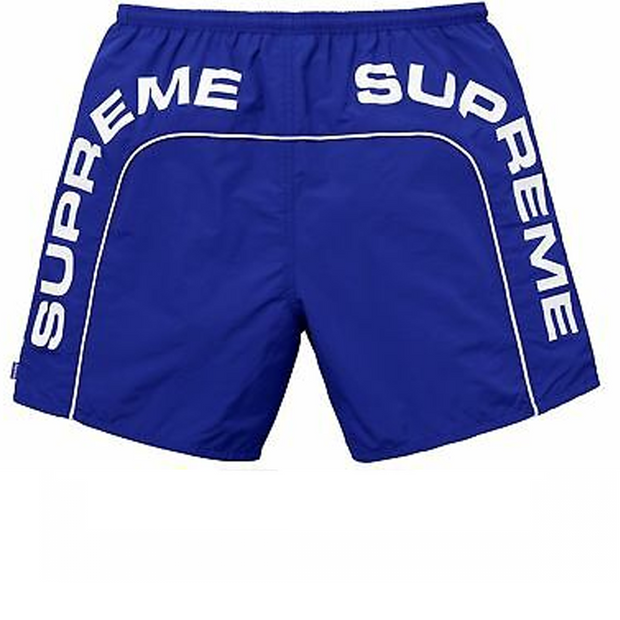 Supreme Arc Swim Shorts Blue - Rerun Toronto