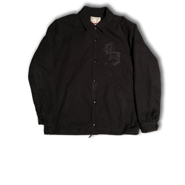 Supreme Script Black Work Jacket