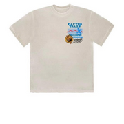 Travis Scott Cactus Trails Assn T-Shirt Cream