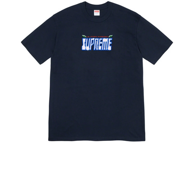 Supreme Ultra Fresh Tee Navy