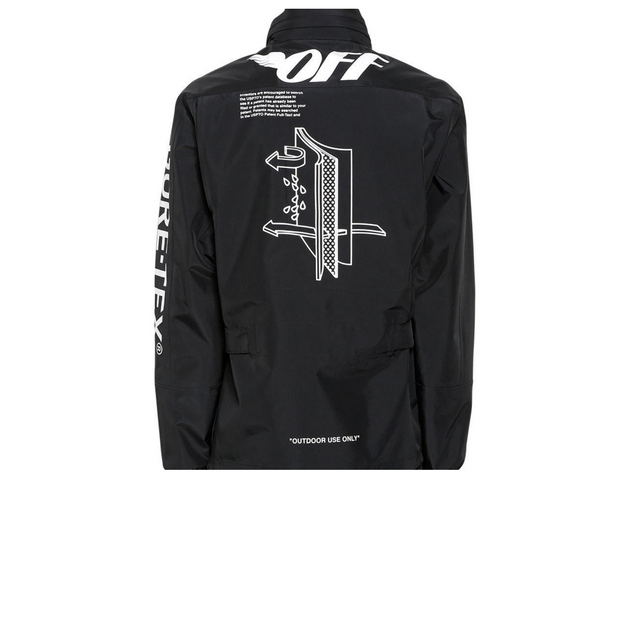 Off-White Goretex Jacket