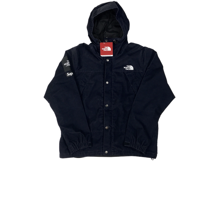 Supreme x The North Face Navy Corduroy Jacket