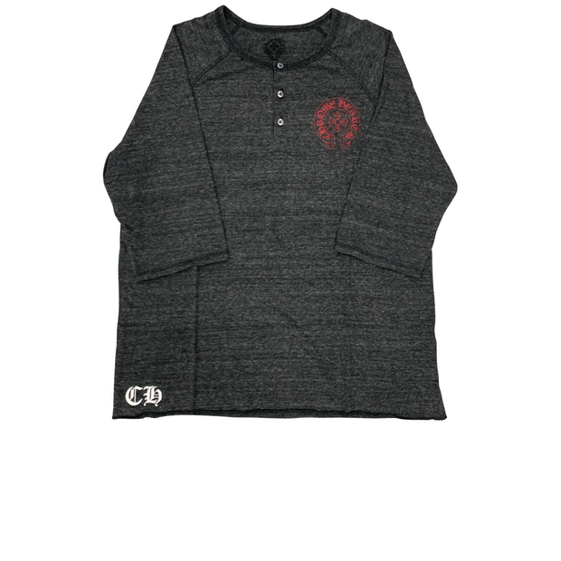 Chrome Hearts Button Tee