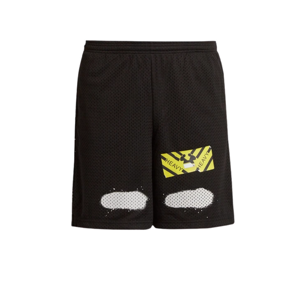 Off-White Spray Shorts