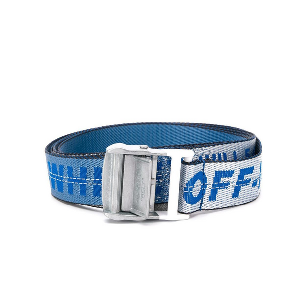 Off-White Industrial Belt Light Blue