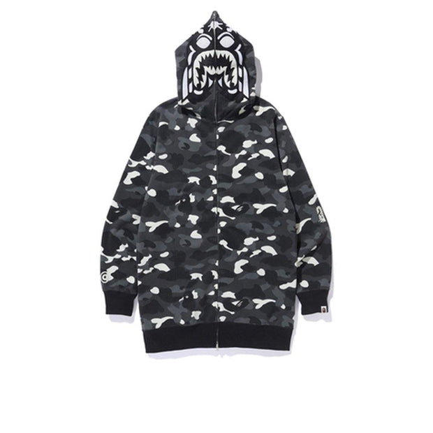 Bape Tiger Hoodie [Glow in the dark]