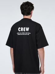 Balenciaga Heavy Cotton Tee Crew