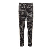 Palm Angels Black Bandana Track Pants - Rerun Toronto