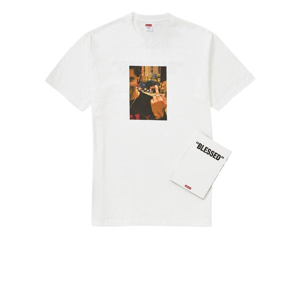 "Supreme ""Blessed"" Full Bundle White"
