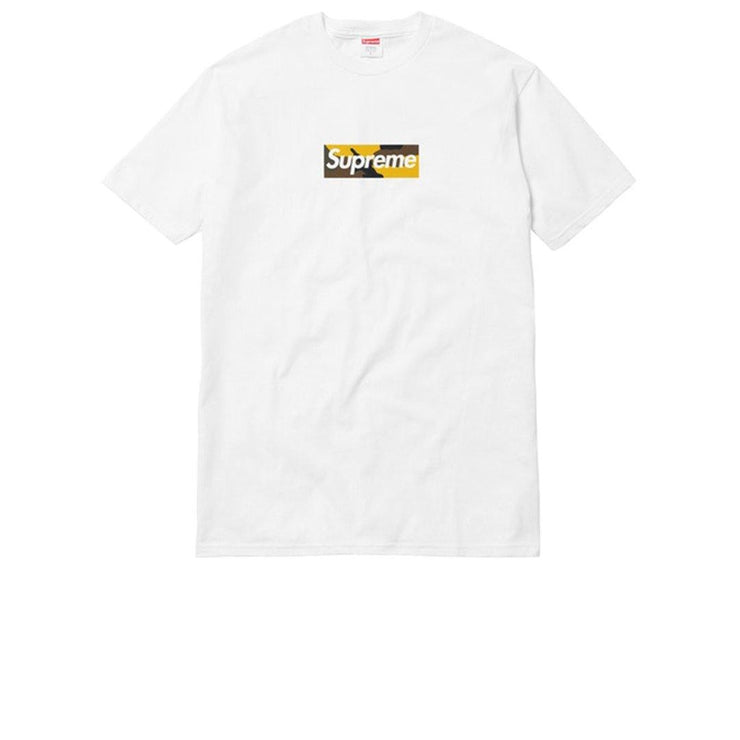 Supreme Brooklyn Box Logo Tee White