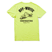 Off White Construction Tee