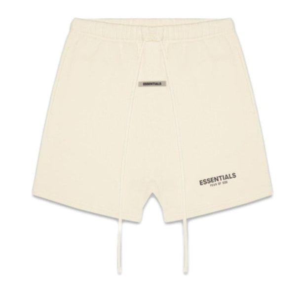 FEAR OF GOD ESSENTIALS Sweat Shorts Cream