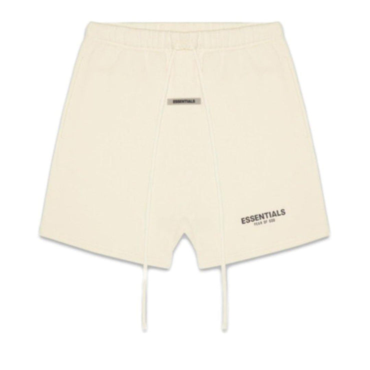 FEAR OF GOD ESSENTIALS Sweat Shorts Cream - Rerun Toronto