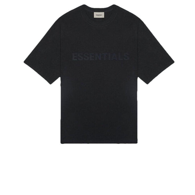 FEAR OF GOD ESSENTIALS 3D T-Shirt Black