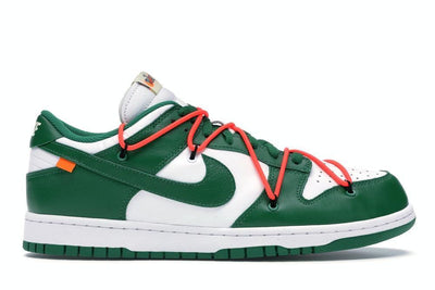 Nike Dunk Low Off-White Pine Green - Rerun Toronto