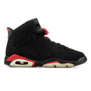 Jordan 6 Retro Black Varsity Red (GS) - Rerun Toronto