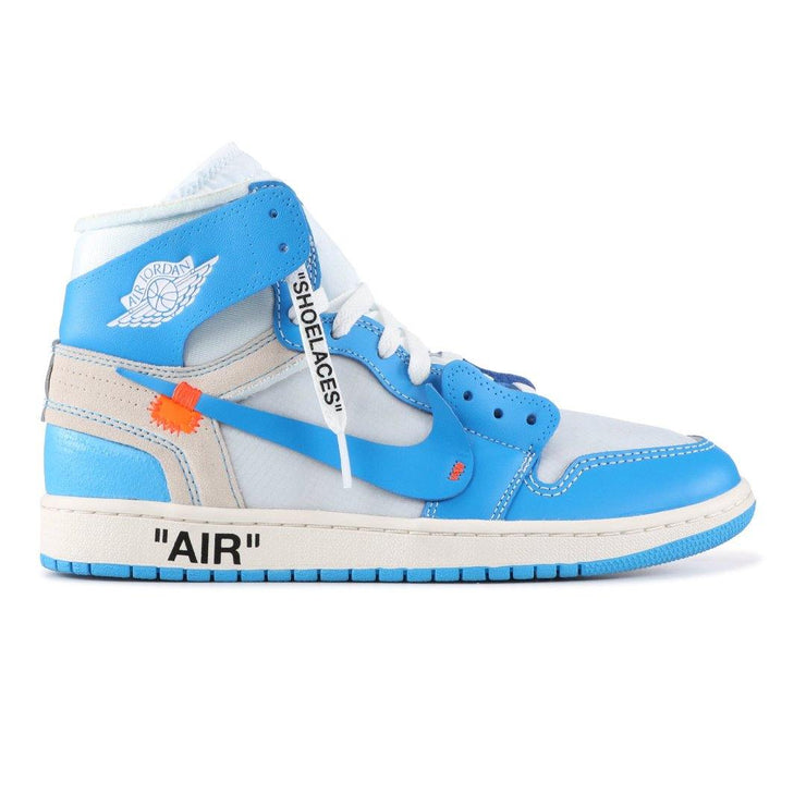 Air Jordan 1 Off White UNC