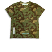 Off White Camo Temprature Tee