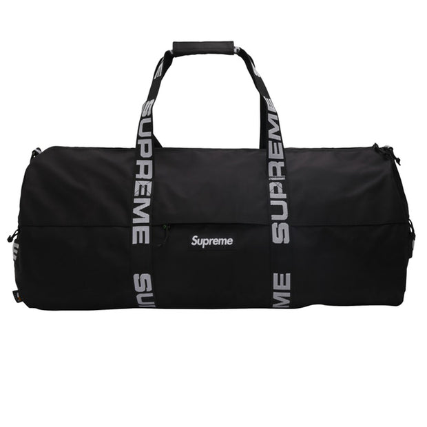 Supreme Large Duffle Bag (SS18) Black