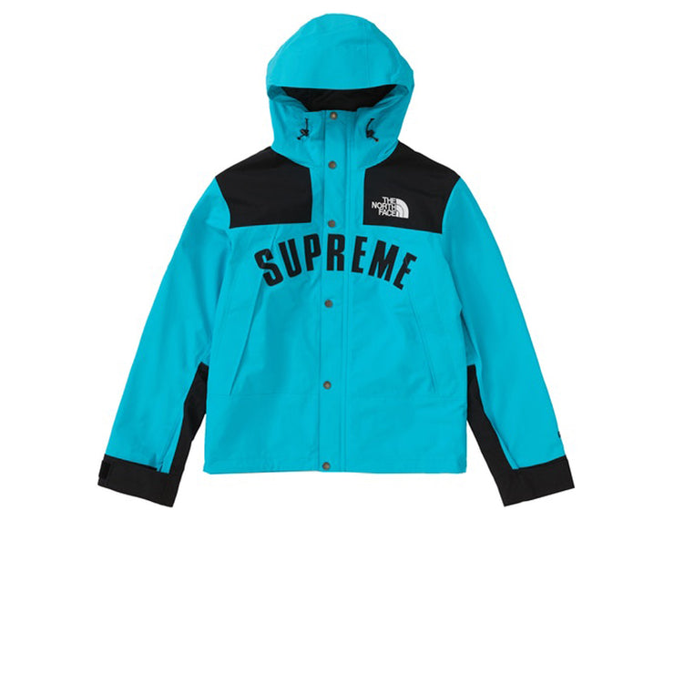Supreme The North Face Arc Logo Mountain Parka Teal - Rerun Toronto