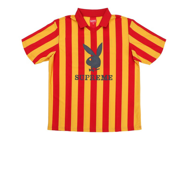 Supreme x Playboy Jersey Red/Yellow - Rerun Toronto