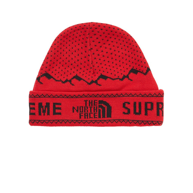 Supreme x The North Face Expedition Beanie Red - Rerun Toronto