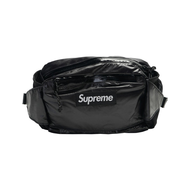 Supreme Waist Bag Black FW17