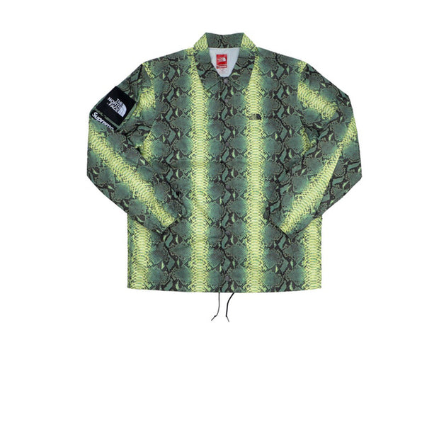 Supreme x The North Face Snake Skin Jacket Green - Rerun Toronto