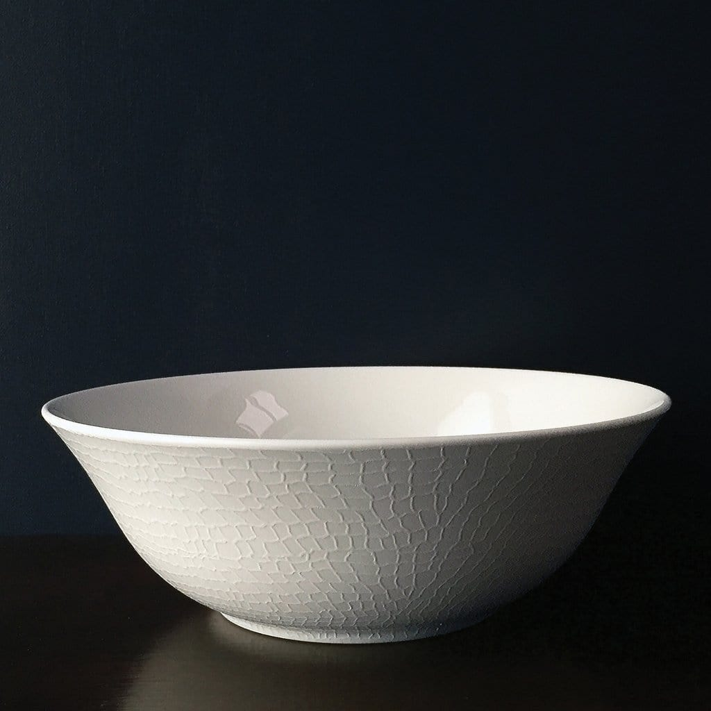White Collection Serving Bowl 9.5""