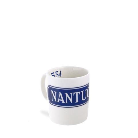 Blue Nantucket Mug 4