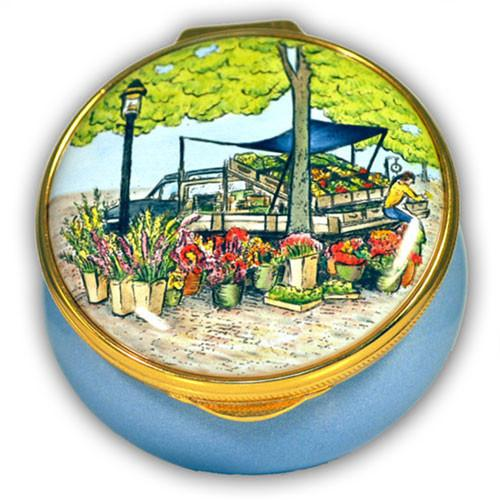 Bartlett's Ocean View Farm Truck Pill Box (Retired)