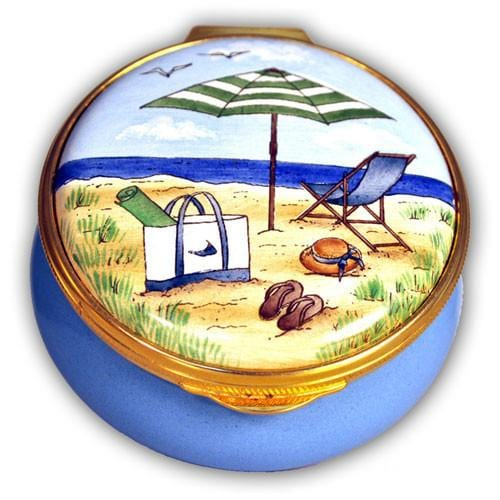 Summer Days Nantucket Pill Box (Retired)