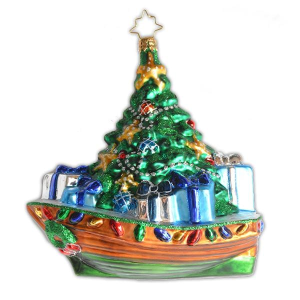 Christmas Dory Boat 2019 Edition