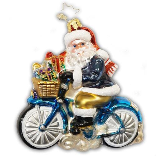 Cycling Santa 2014 Edition