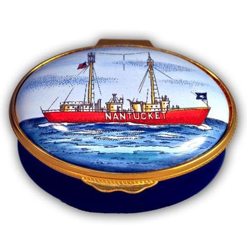 Nantucket Lightship Pill Box (Retired)