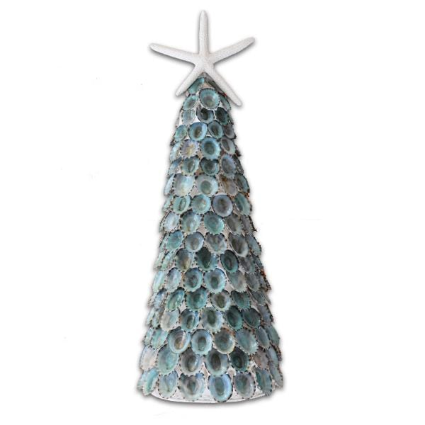 Limpet Shell Holiday Tree