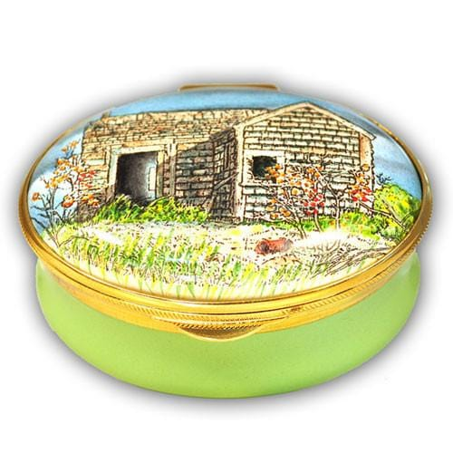 Coatue Nantucket Beach Shack Pill Box (Retired)