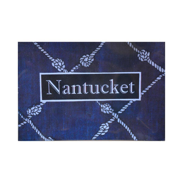 Nantucket Knot 4.5x6.5