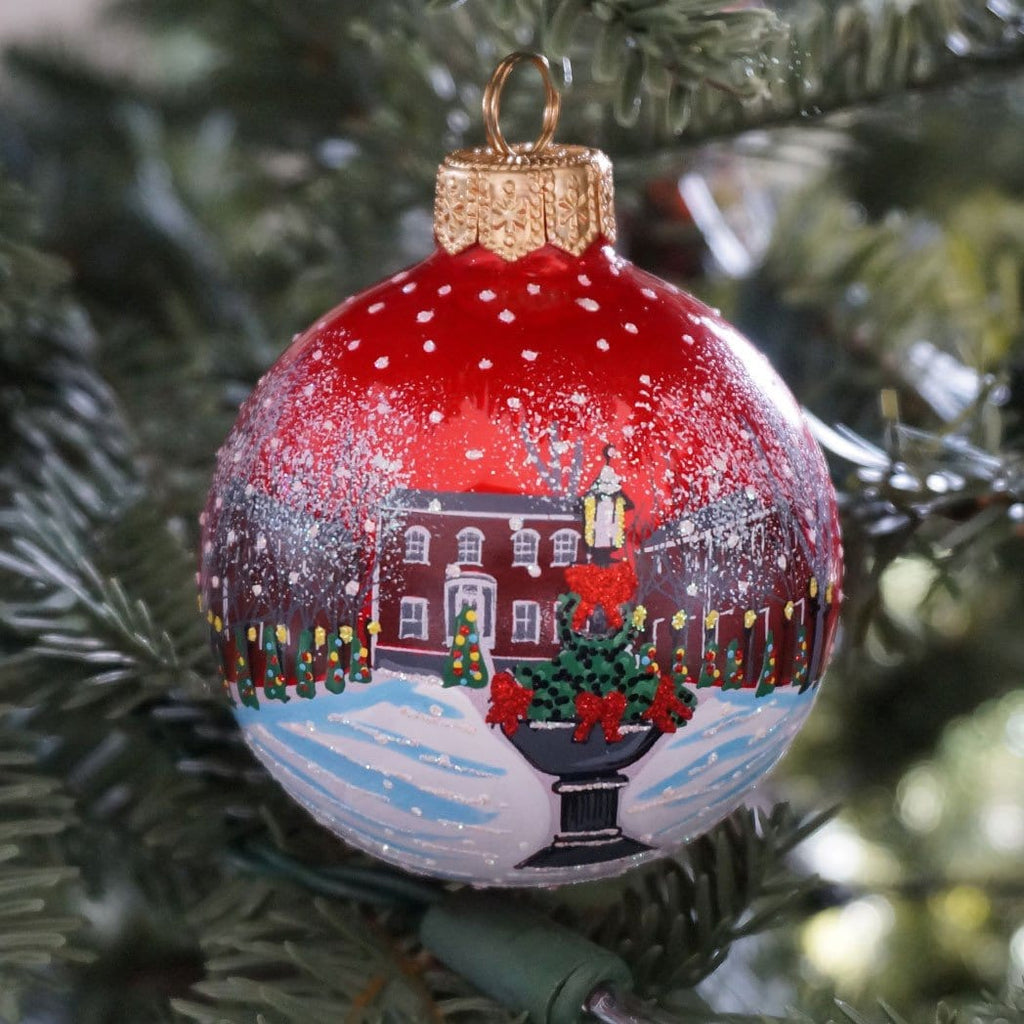 Main Street Nantucket Noel Ornament (2014)