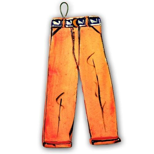 Pants - Red 1992