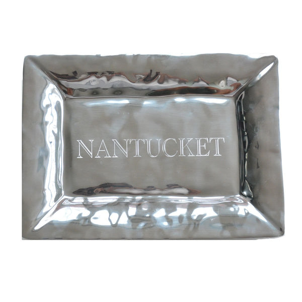 Soho Rect Tray 'Nantucket' 10x15