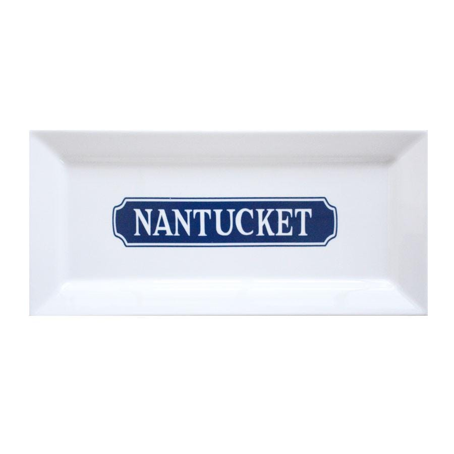 Petite Serving Tray 'Nantucket' Quarterboard