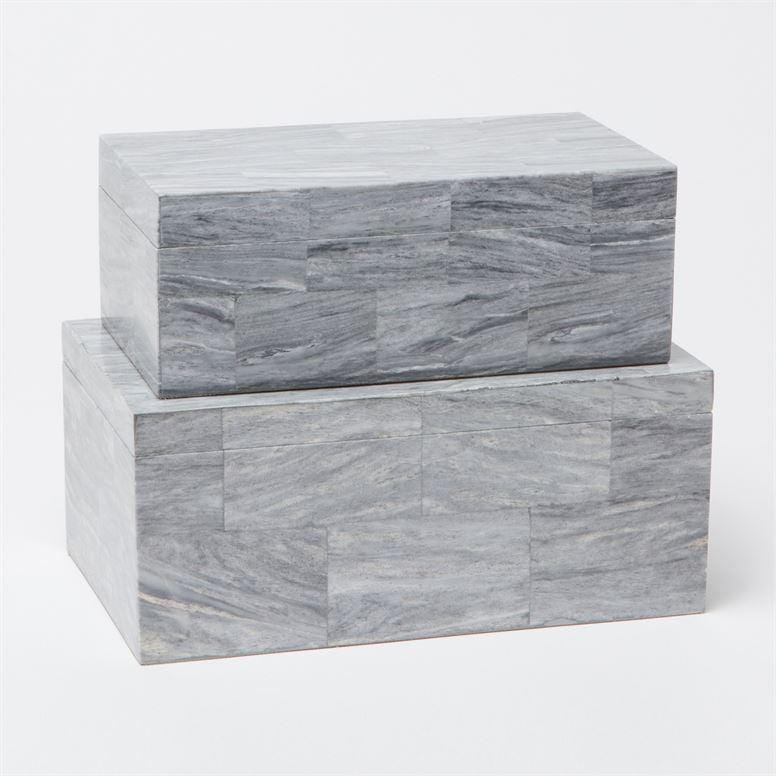 Bacall Marble Box