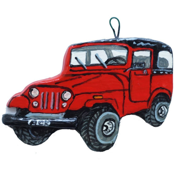 jeep wrangler 1996 - Jeep Christmas Decorations