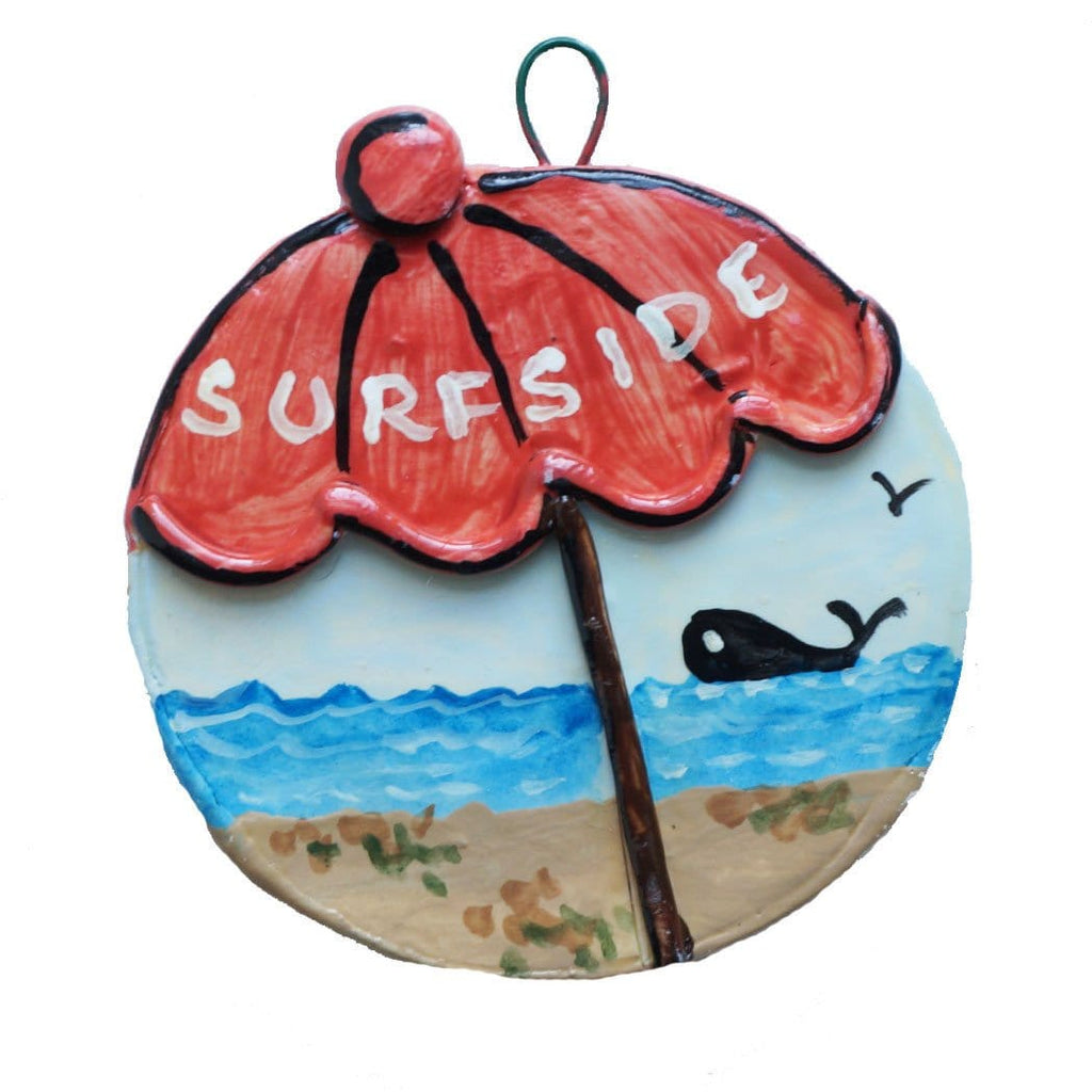 Beach Umbrella - Surfside 2012